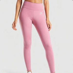 Gym Shark Dreamy Leggings 2.0 Dusky Pink- Size M